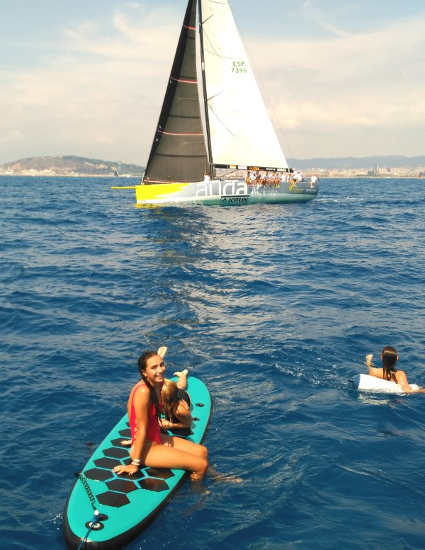 Sailing experiences in Barcelona